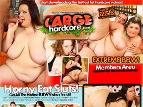 Welcome to Large Hardcore! Horny fat sluts! Get all the hottest BBW videos inside!
